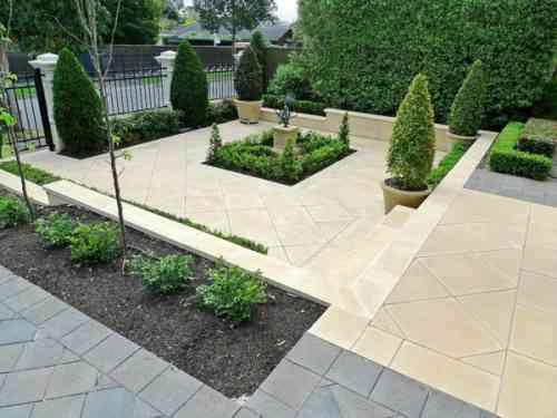 idee jardin devant maison - le spécialiste de la décoration ...