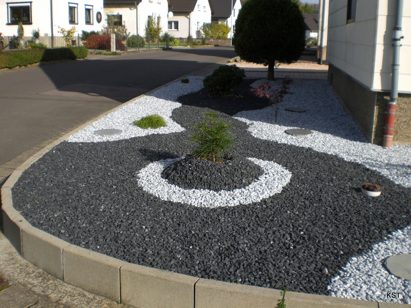 Idee Jardin Graviers Galets Decoratifs Le Specialiste De