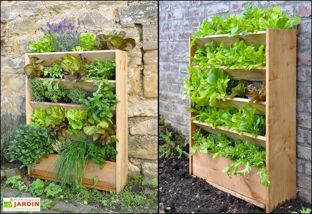 Idee Jardin Legume Le Specialiste De La Decoration Exterieur