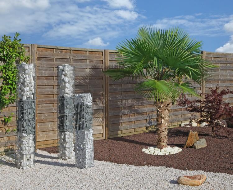 idee jardin mineral