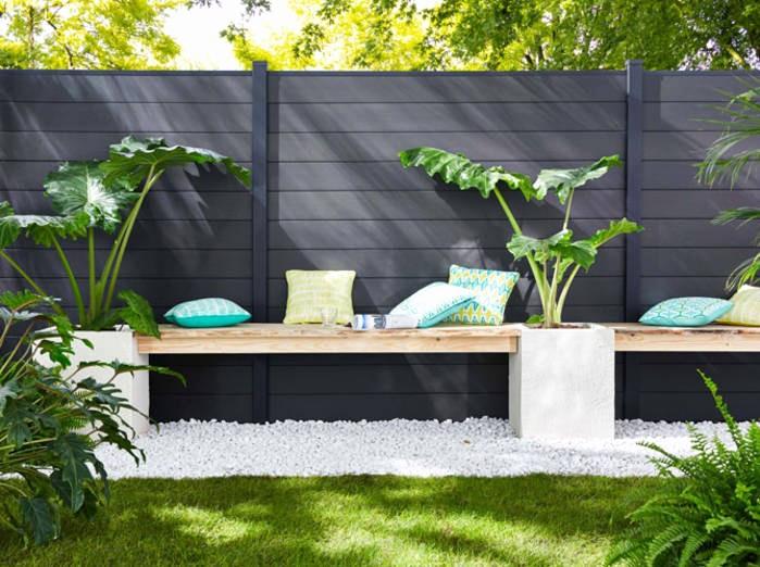 idee jardin pas cher