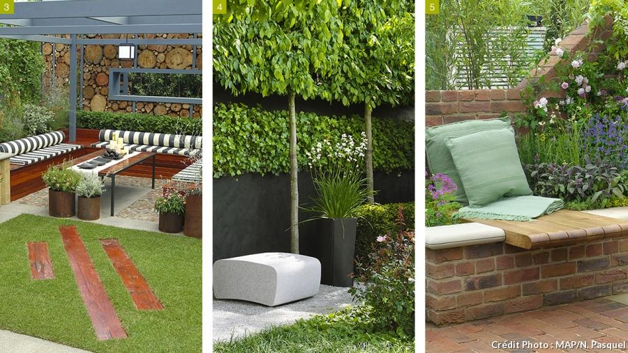 idee jardin petit espace - le spécialiste de la décoration ...