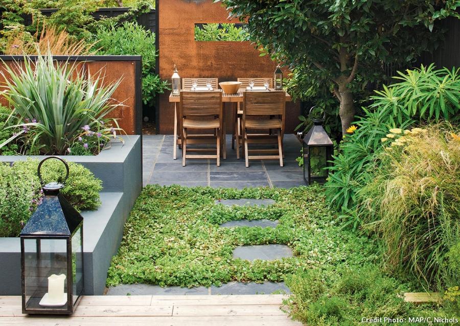 idee jardin petite surface