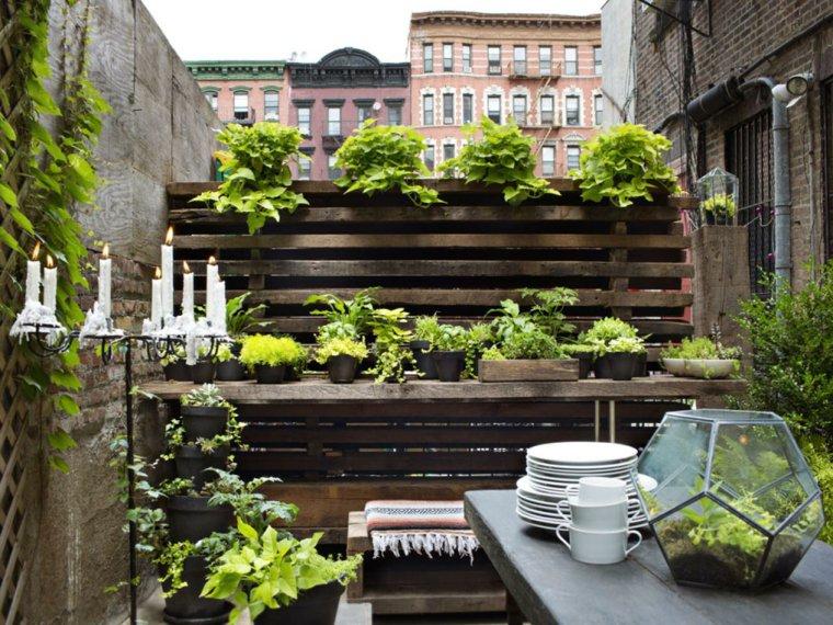 idee jardin pour balcon