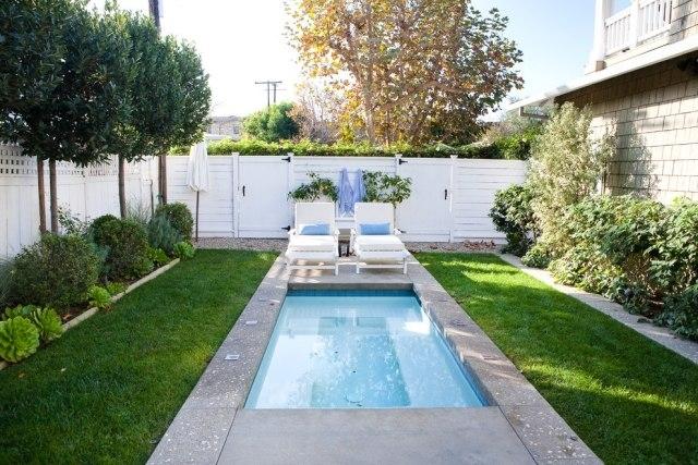 idee jardin rectangulaire - le spécialiste de la décoration ...