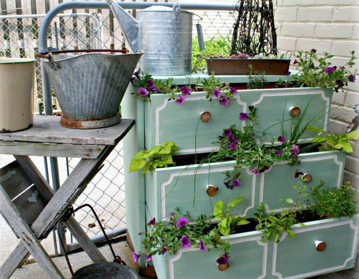 idee jardin recup