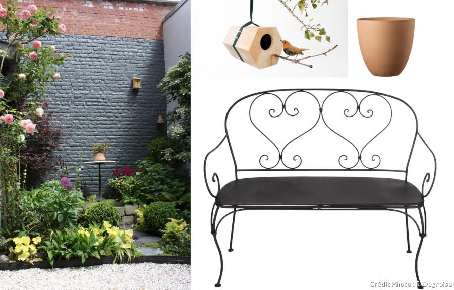 idee jardin romantique - le spécialiste de la décoration ...
