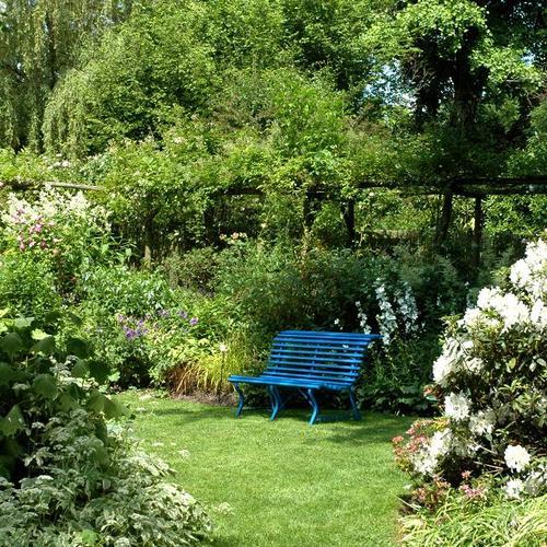 idee jardin haute goulaine - le spécialiste de la décoration extérieur