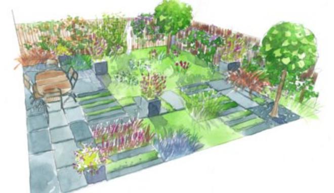 Idee jardin sans pelouse le sp cialiste de la d coration - Jardin majorelle prix d entree ...