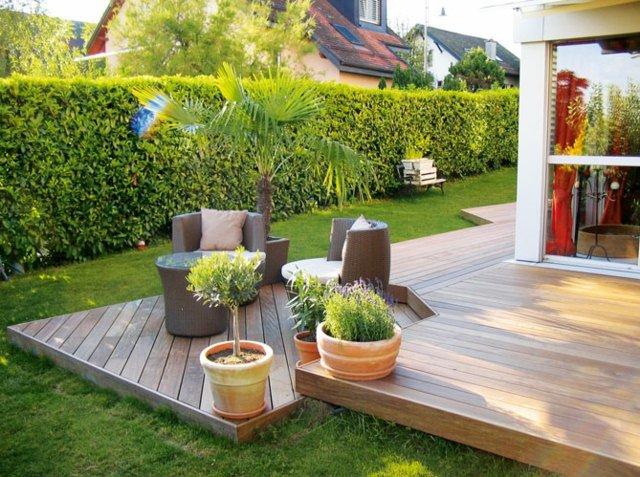 idee jardin terrasse - le spécialiste de la décoration extérieur