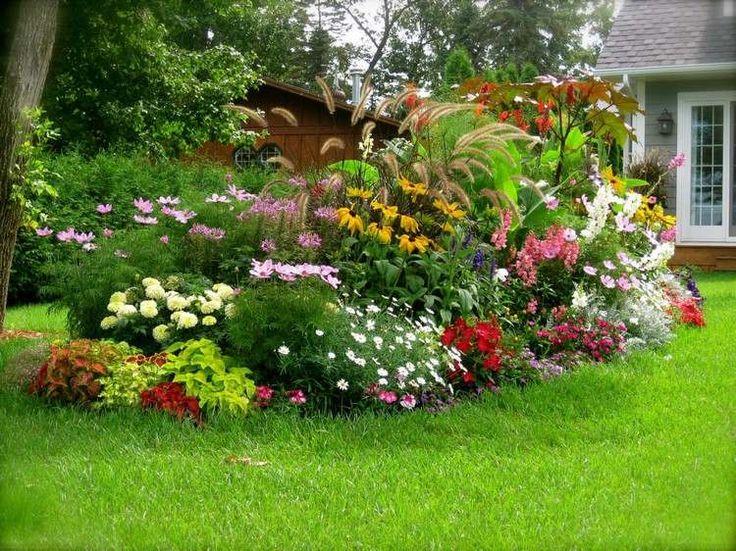 idee jardin vivaces - le spécialiste de la décoration extérieur