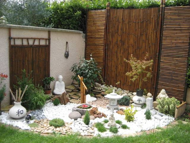 idee jardin zen exterieur - le spécialiste de la décoration extérieur