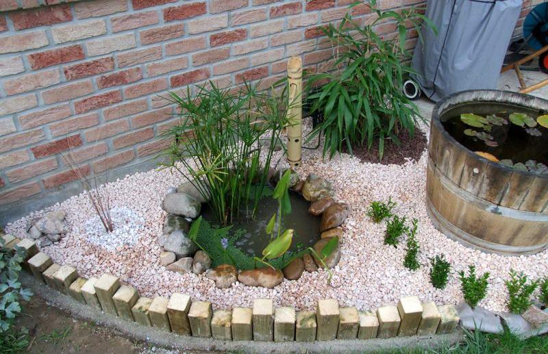 idee jardin zen miniature - le spécialiste de la décoration extérieur