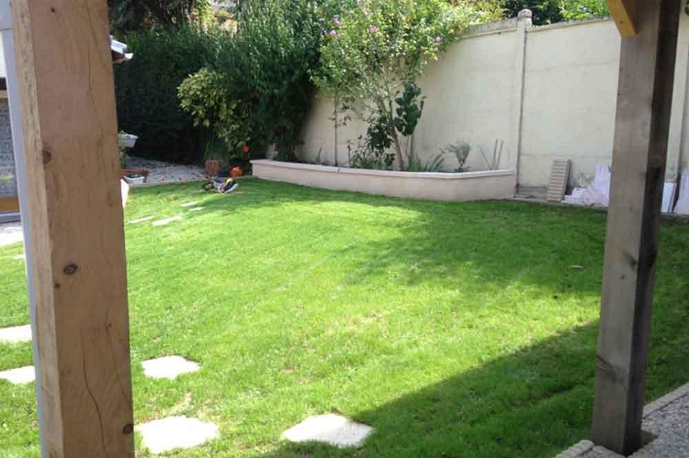 amenagement jardin 91