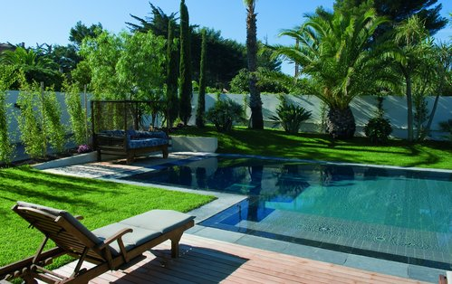 Amenagement Jardin Autour Piscine SDI42 - Napanonprofits