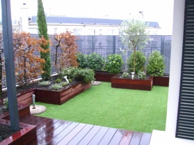 Belle Idee Amenagement Jardin Devant Maison – Gamboahinestrosa BV-96