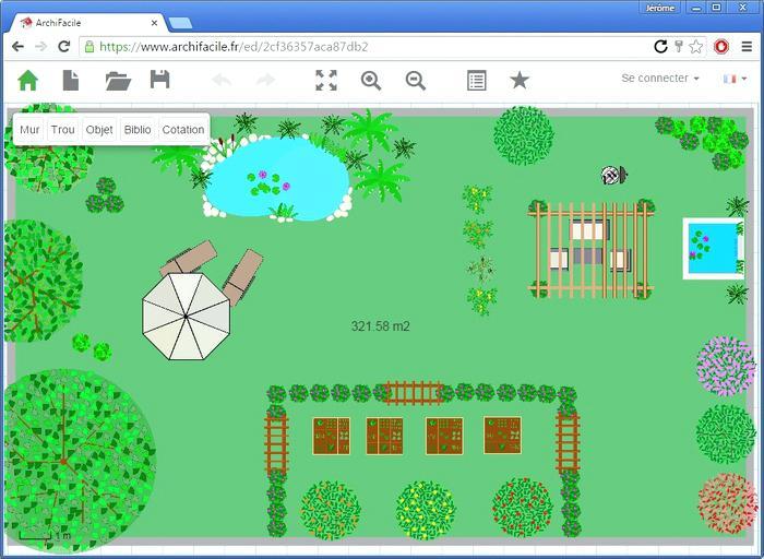 Amenagement jardin logiciel gratuit le sp cialiste de la - Paysager son jardin logiciel gratuit ...