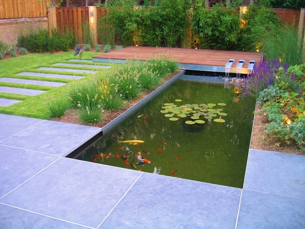 amenagement jardin simple