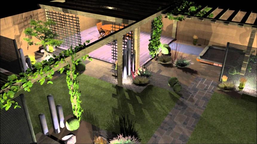 amenagement jardin virtuel - le spécialiste de la ...