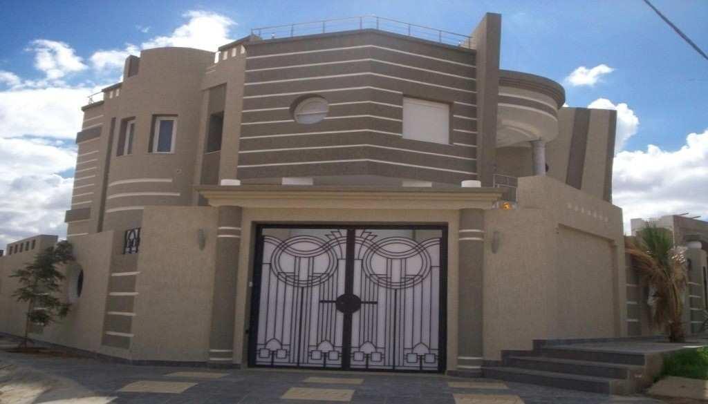 Facade Maison Tunisienne SQY84 - Napanonprofits