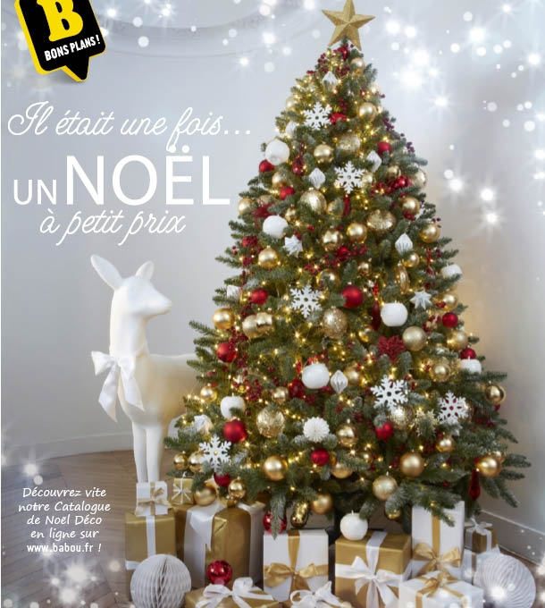 Decoration De Noel Exterieur Babou