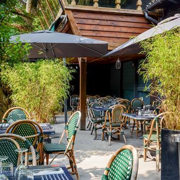 decoration terrasse restaurant