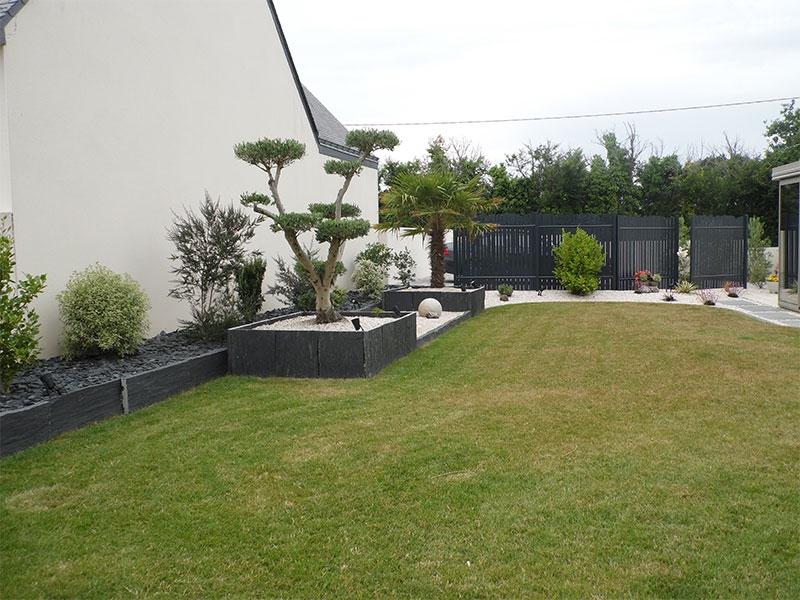 idee jardin paysagiste vannes - le spécialiste de la décoration ...